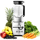 Vremi Professional Kitchen Blender for Smoothies - Powerful High Speed Drink Mixer and Ice Crusher - Large 8 Cup Pitcher 1400 Watt Motor and 4 Stainless Steel Blades for Immersion Mixing and Chopping