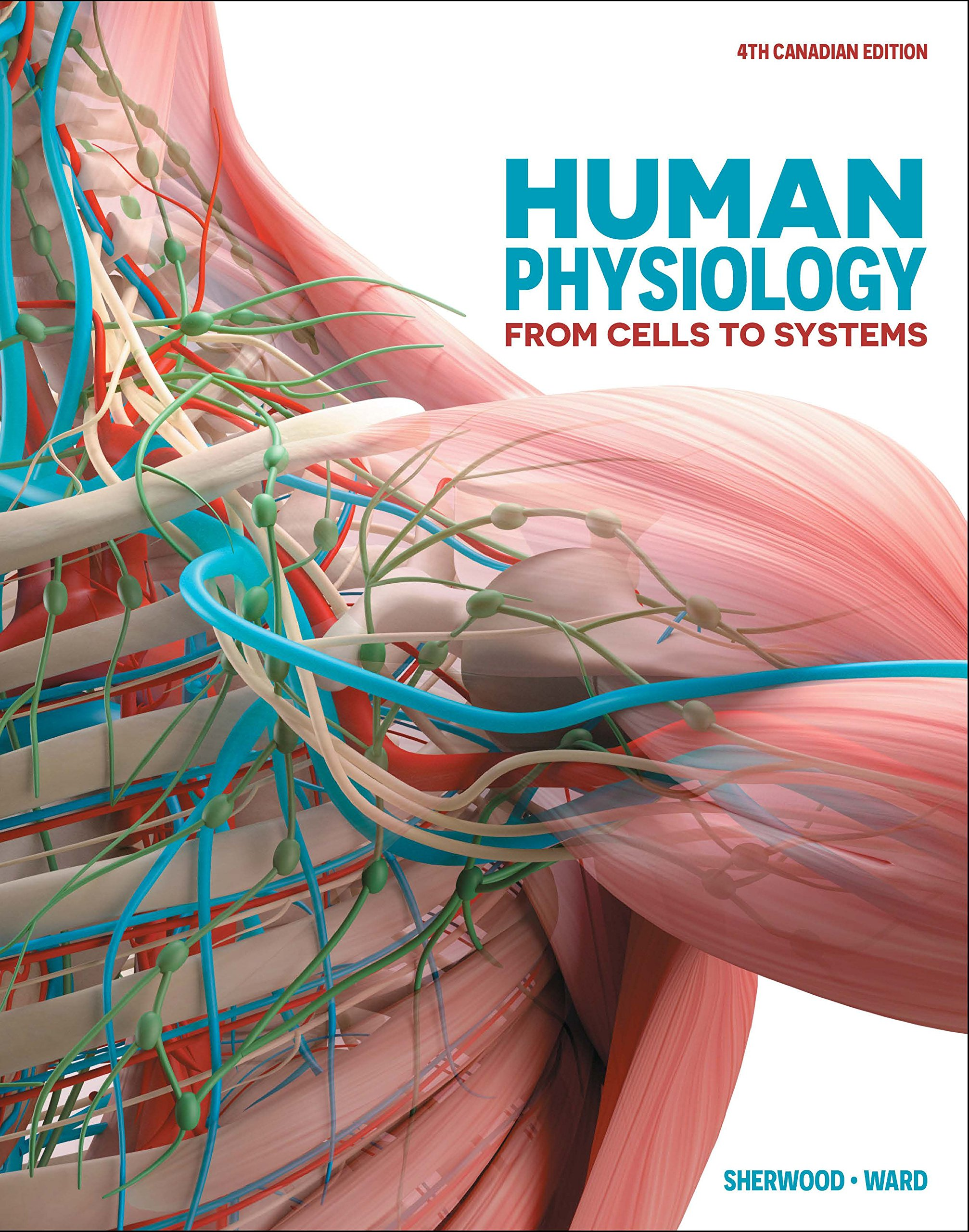 Human Physiology: From Cells to Systems: Lauralee Sherwood, Christopher  Ward: 9780176744847: Physiology: Amazon Canada