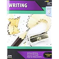 Steck-Vaughn Core Skills Writing: Workbook Grade 8