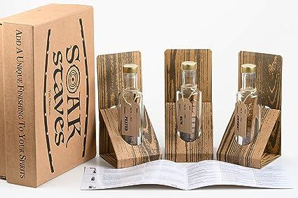 Soak Staves Box – idea de regalo para fans de whisky y Rum ...