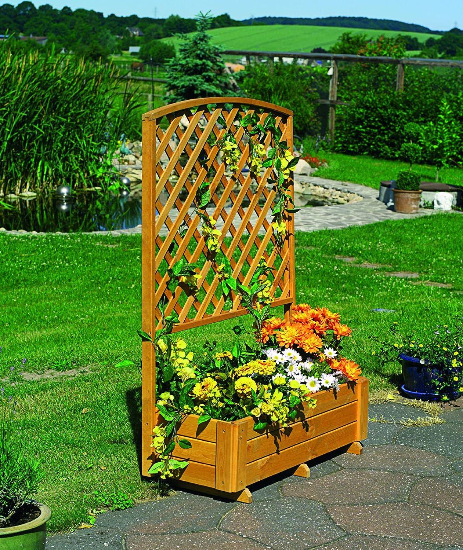 Promadino Rankkasten Flora Amazon De Garten