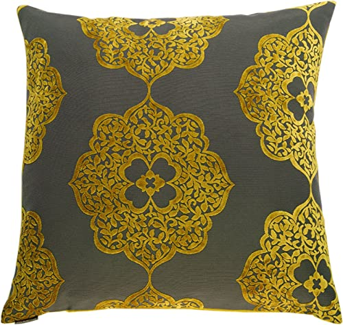 Canaan Company Maison Decorative Throw Pillow, Gold