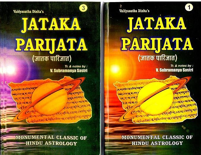 Jatak Parijata - 3 Volumes (Astrology Book): Amazon.in: Home & Kitchen