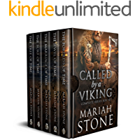 Called by a Viking series Box Set: Five steamy Time Travel Romances