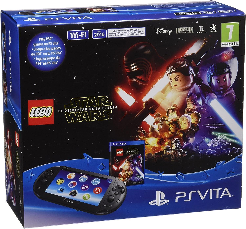 PlayStation Vita - Consola + LEGO Star Wars: Amazon.es: Videojuegos