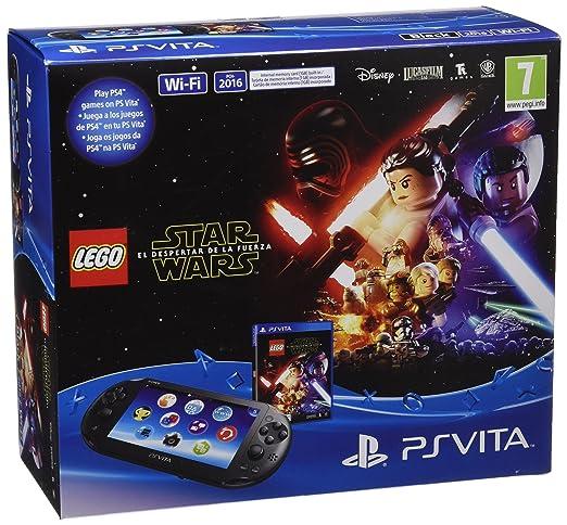 PlayStation Vita - Consola + LEGO Star Wars: Amazon.es ...
