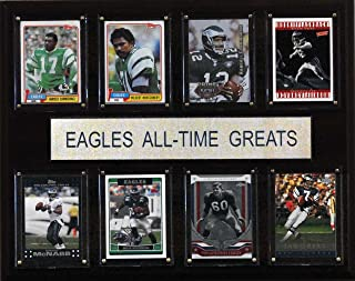 product image for NFL Philadelphia Eagles All-Time Greats Plaque (Cards of players, designs, and names may vary)