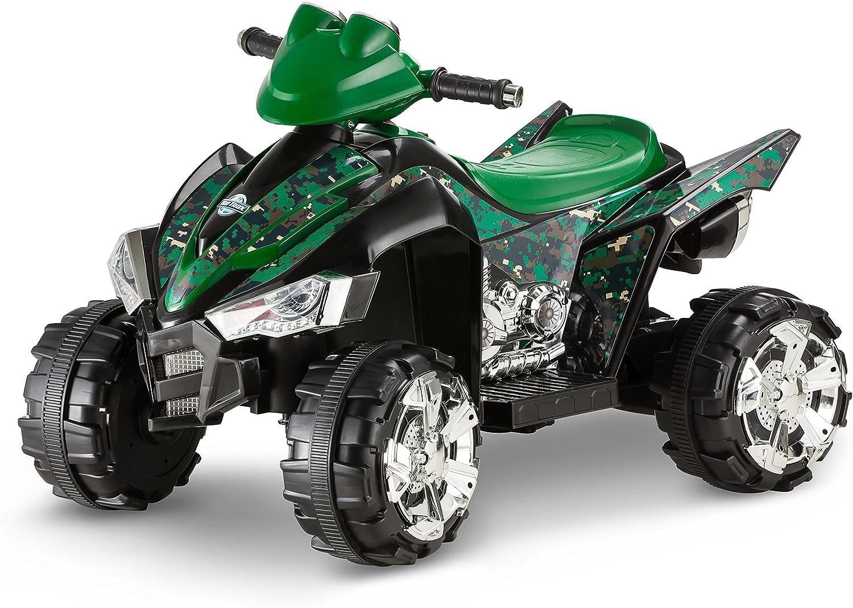 Kid Trax 6V Camo Quad Ride On