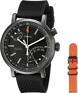 b0bbf5cd5ec Timex Metropolitan Activity Tracker Smart Watch Men