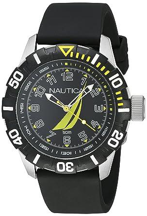 e952ec4e0899 Amazon.com  RELOJ NAUTICA NAI08513G J-CLASS HOMBRE  Watches