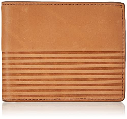 Fossil - Ford, Carteras Hombre, Braun (Saddle), 1.3x8.9x11