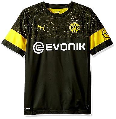 cdb8cd549 Amazon.com  PUMA Men s BVB Away Shirt Replica with Evonik Logo  Clothing