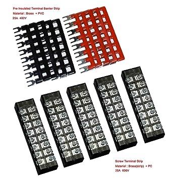 Review 5 Pcs Dual Row