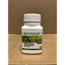 Nutrilite Slimmetry Dietary Supplement 60 Tablets