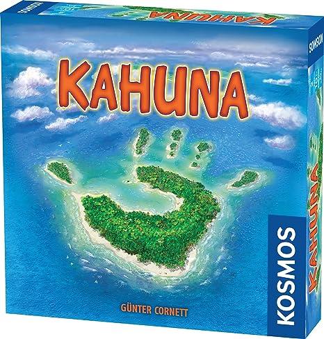 f897e5a90 Amazon.com: Kahuna Board Game | 2 Player Kosmos Game | Area Control ...