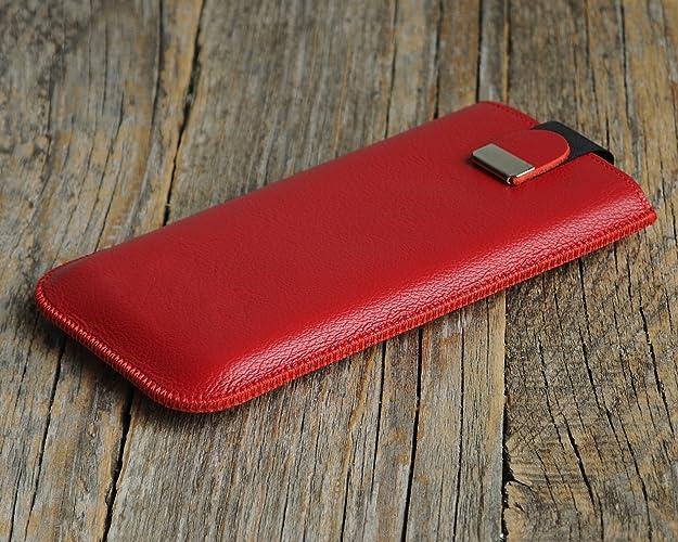 Custodia in pelle personalizzata per blackberry keyone dtek