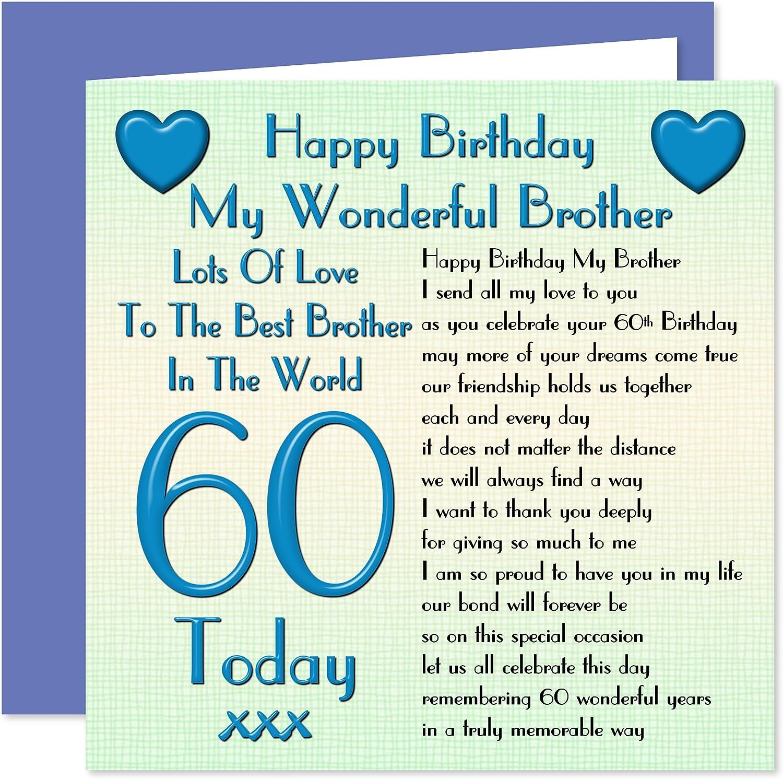 BUY 1 GET 1 HALF PRICE Brother Birthday Cards Various designs
