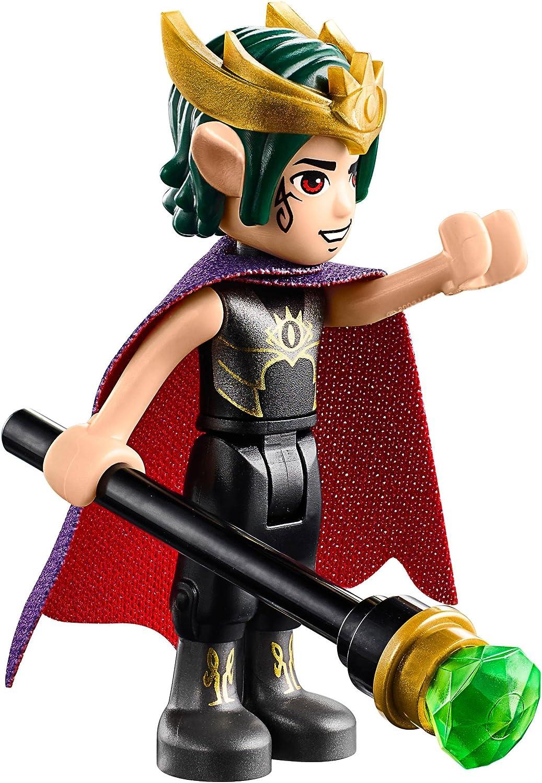 LEGO Elves Minifigure - Goblin King (w/ Staff) from Set 41183