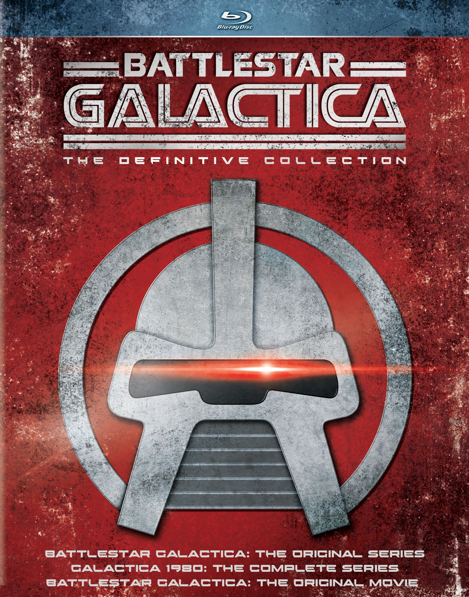 Battlestar Galactica: The Definitive Collection [Blu-ray] by Universal Studios