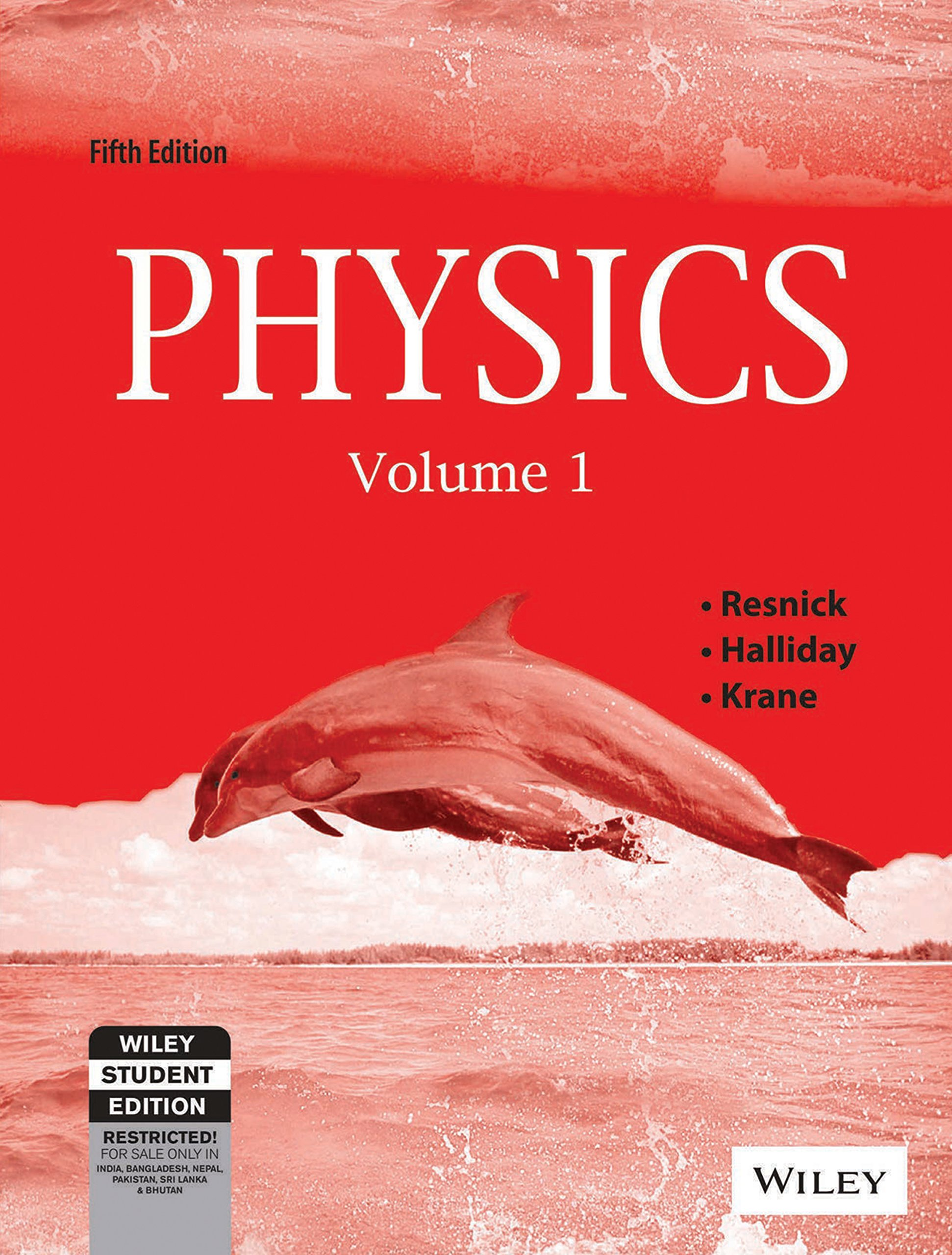 Buy physics vol 1 5ed book online at low prices in india physics vol 1 5ed reviews ratings amazon in