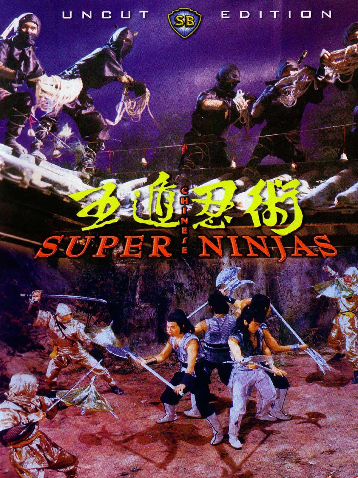 Watch Chinese Super Ninja | Prime Video