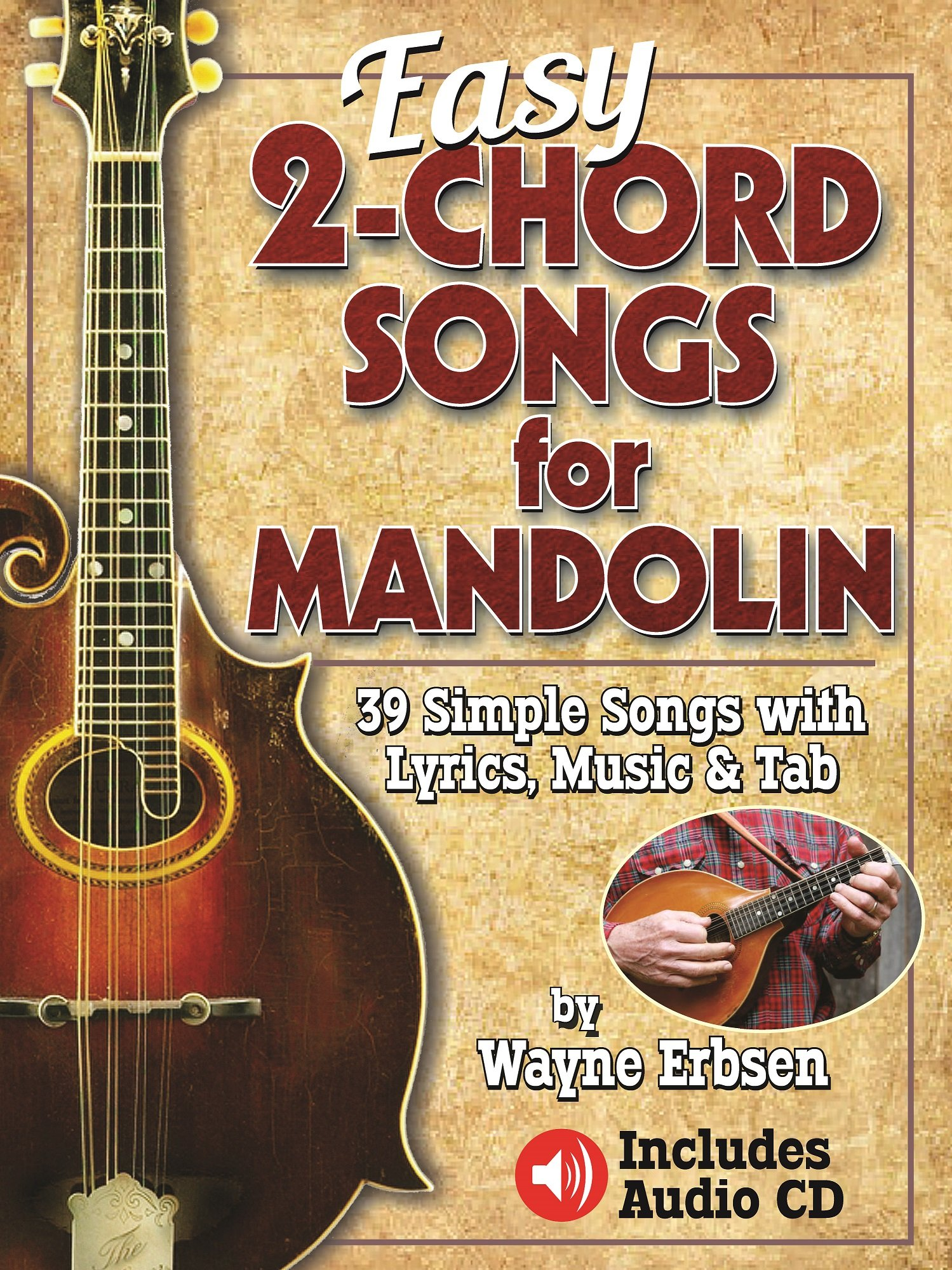 Amazon Easy 2 Chord Songs For Mandolin 9781883206741 Wayne