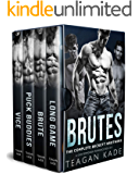Brutes: The Complete Beckett Brothers (A Contemporary Romance Box Set)