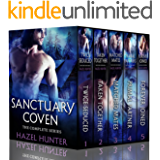 Sanctuary Coven - The Complete Series Box Set: An MMF Shifter Romance