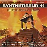 Synthétiseur - Les plus grands thèmes Vol.11