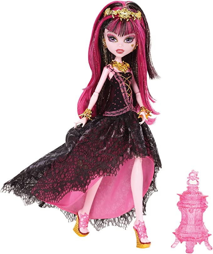 Amazon.es: Monster High - Muñeca 13 Deseos: Draculaura (Mattel CCC43): Juguetes y juegos