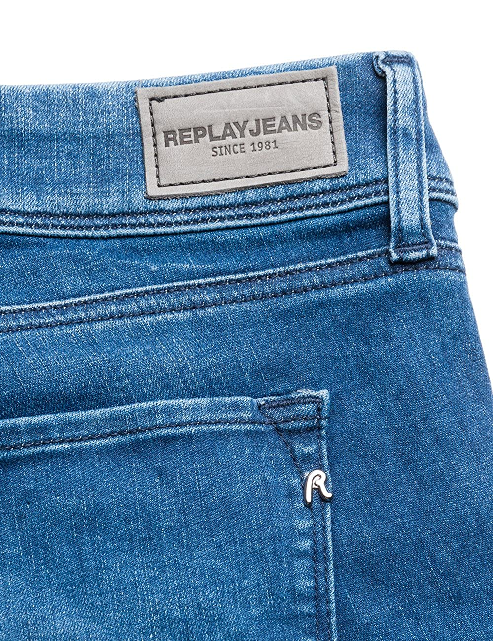 Replay Luz Bootcut Jeans Donna