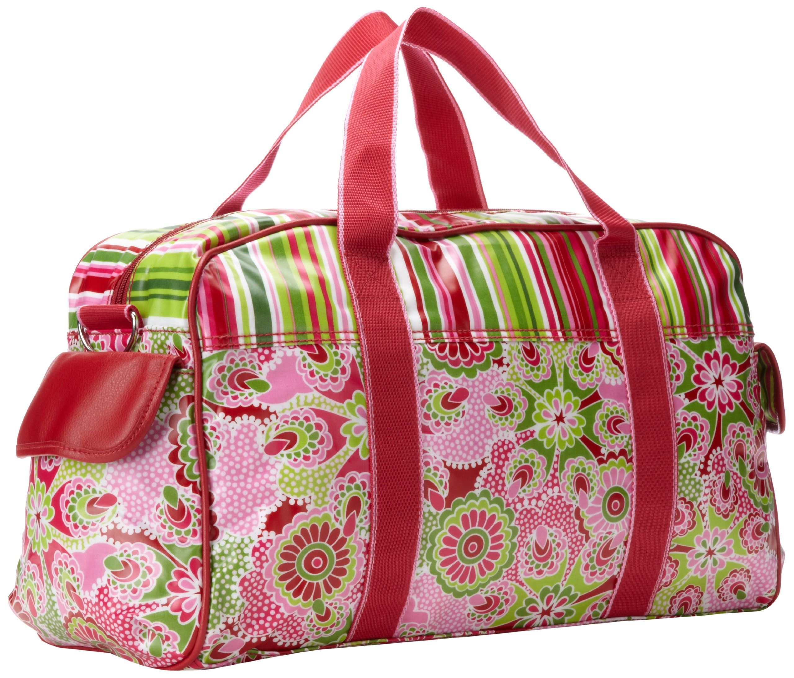 Hadaki Cool HDK826 Duffle Bag,Jazz Ruby,One Size by HADAKI (Image #3)