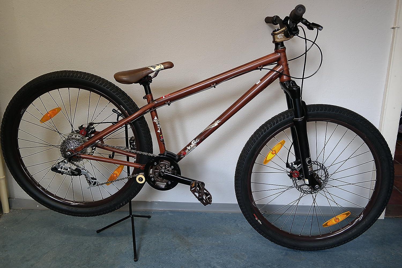 SPECIALIZED p.2 Cro-Mo – 2010, Brown – Dirt Bike 2010: Amazon.es ...