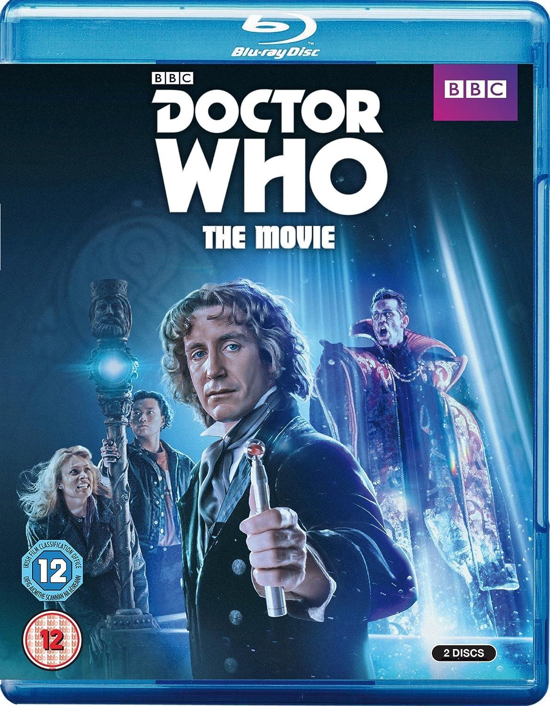Doctor Who - The Movie [Reino Unido] [Blu-ray]: Amazon.es: Paul McGann, Eric Roberts, Sylvester McCoy, Daphne Ashbrook, Yee Jee Tso, John Novak, Geoffrey Sax, Paul McGann, Eric Roberts, Peter V. Ware, Matthew