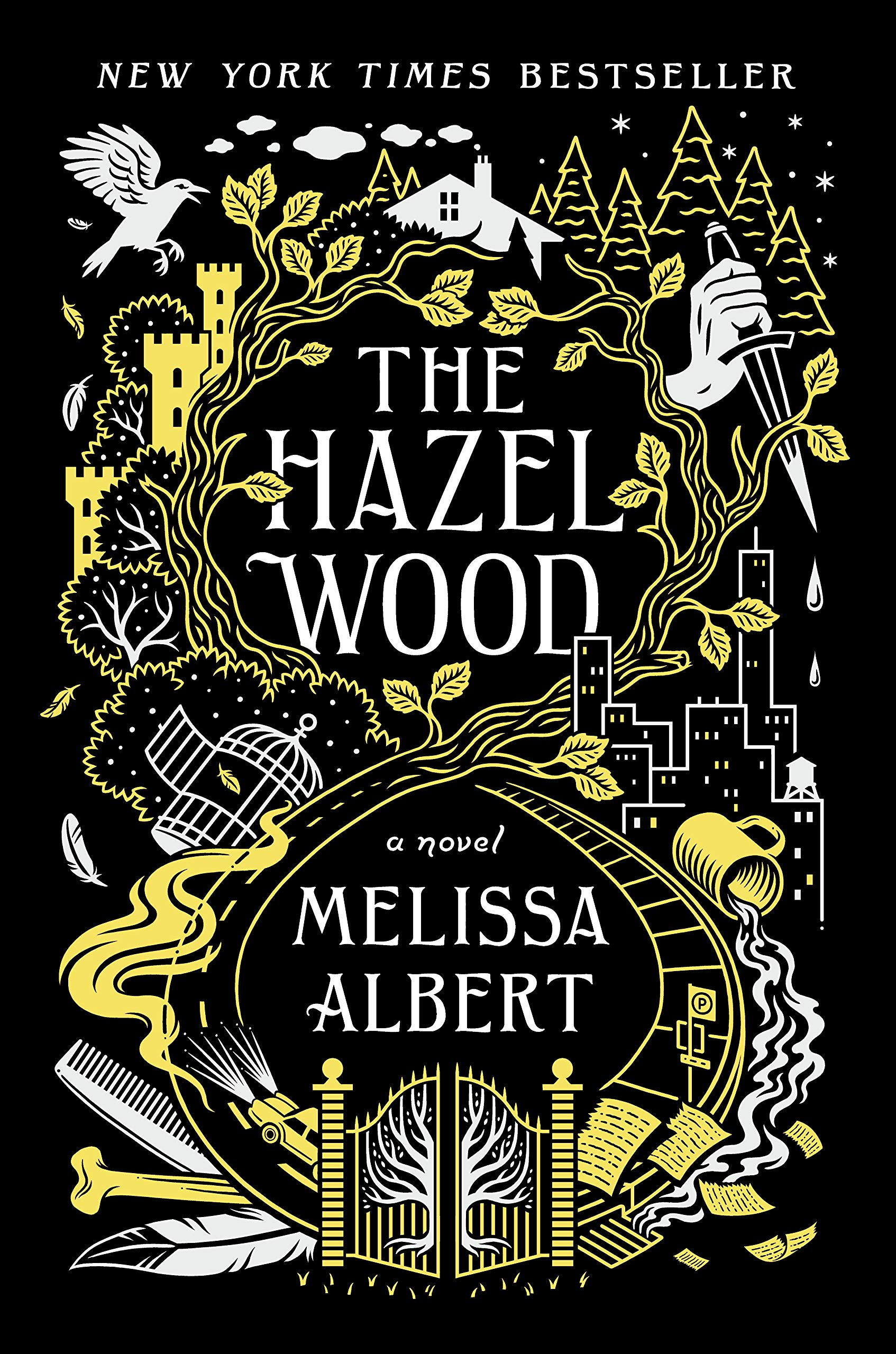 Amazon.com: The Hazel Wood: A Novel (9781250297327): Albert ...
