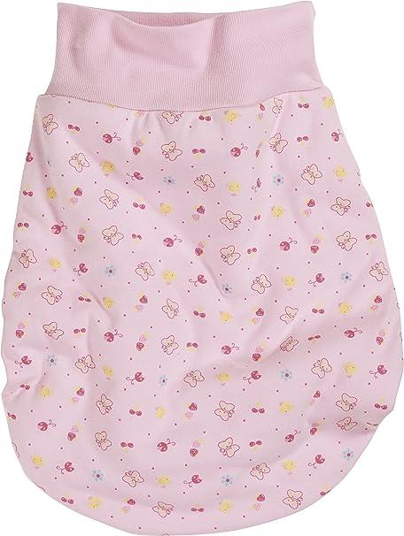 Schnizler Strampelsack Allover mit elastischem Umschlagbund, Oeko Tex Standard 100, Saco de Dormir para Bebés, Rosa (Rose 14), Talla única: Amazon.es: Ropa ...