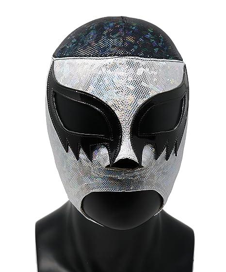 Amazon.com: Cien Caras Professional Lucha Libre Wrestling Mask (Premium Quality). Mascara Profesional Lucha Libre (Modern): Clothing