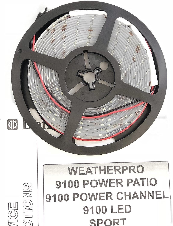Dometic 3315283.006 LED Awning Kit 5M-Cool White