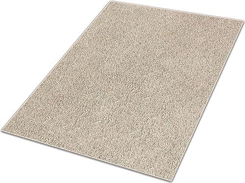 Koeckritz 2 x3 Caramel Cream Area Rug Carpet.