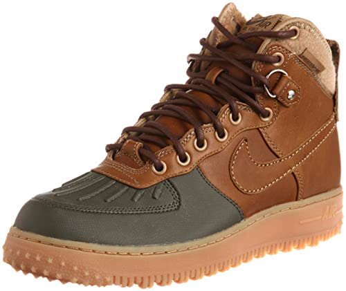 info for e40c2 884ae Nike Air Force 1 Duckboot Mens Shoes  444745-201  Beach TRE Beach