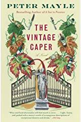 The Vintage Caper (Sam Levitt Capers Book 1) Kindle Edition