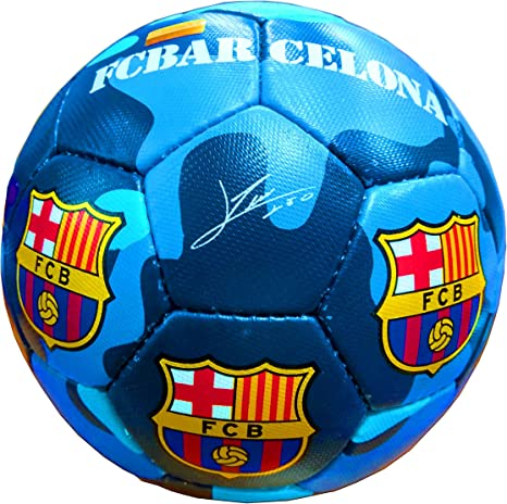 FC Barcelona - Balón de juego: Amazon.es: Deportes y aire libre