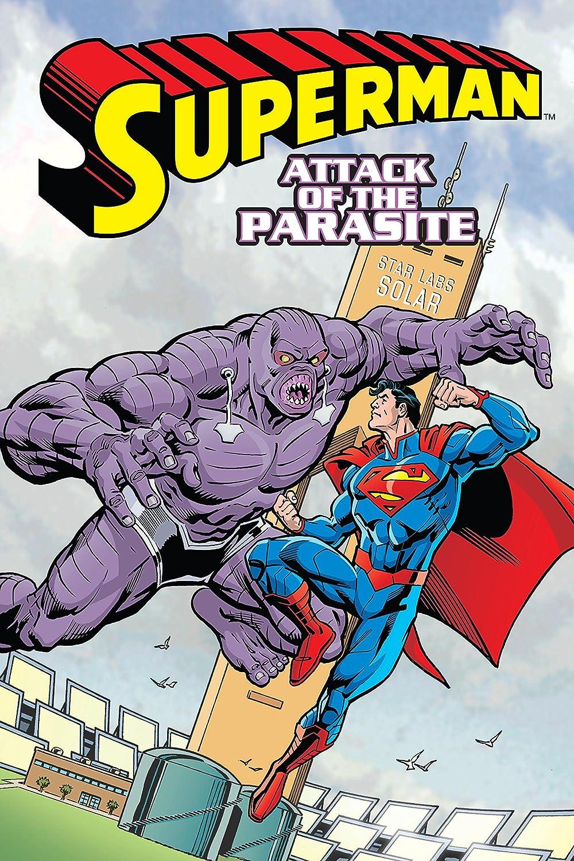 Superman Parasite >> Amazon Com Superman Attack Of The Parasite Ebook Louise