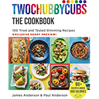 A Taste of Twochubbycubs The Cookbook: EXCLUSIVE PREVIEW