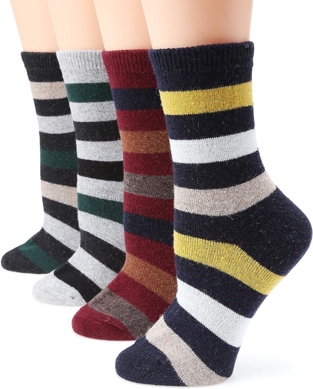 New Women/'s Bulk Merino Wool Blend Rib Socks Shoe Size 6-9 Green 50 Pair #968D