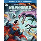 Superman: Man of Tomorrow / Superman: L'homme de demain (Bilingual/Blu-ray/DVD/Digital)