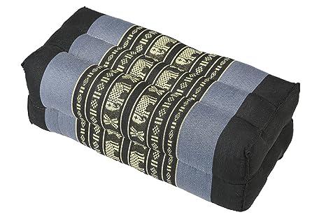 Amazon.com: Bloque de almohada 35 x 15 x 10 cm, relleno de ...