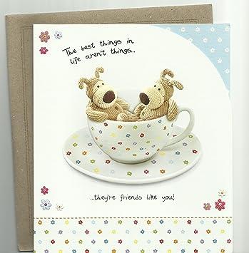 Amazon.com: Carlton tarjetas Boofle – Tarjeta de cumpleaños ...
