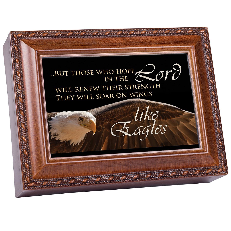 【本日特価】 Cottage B00BRX6SN2 Garden Like Eagles Woodgrain音楽ボックス Eagles/ジュエリーボックスPlays on on Eagles Wings B00BRX6SN2, テクノモンスター:f046e9c9 --- arcego.dominiotemporario.com