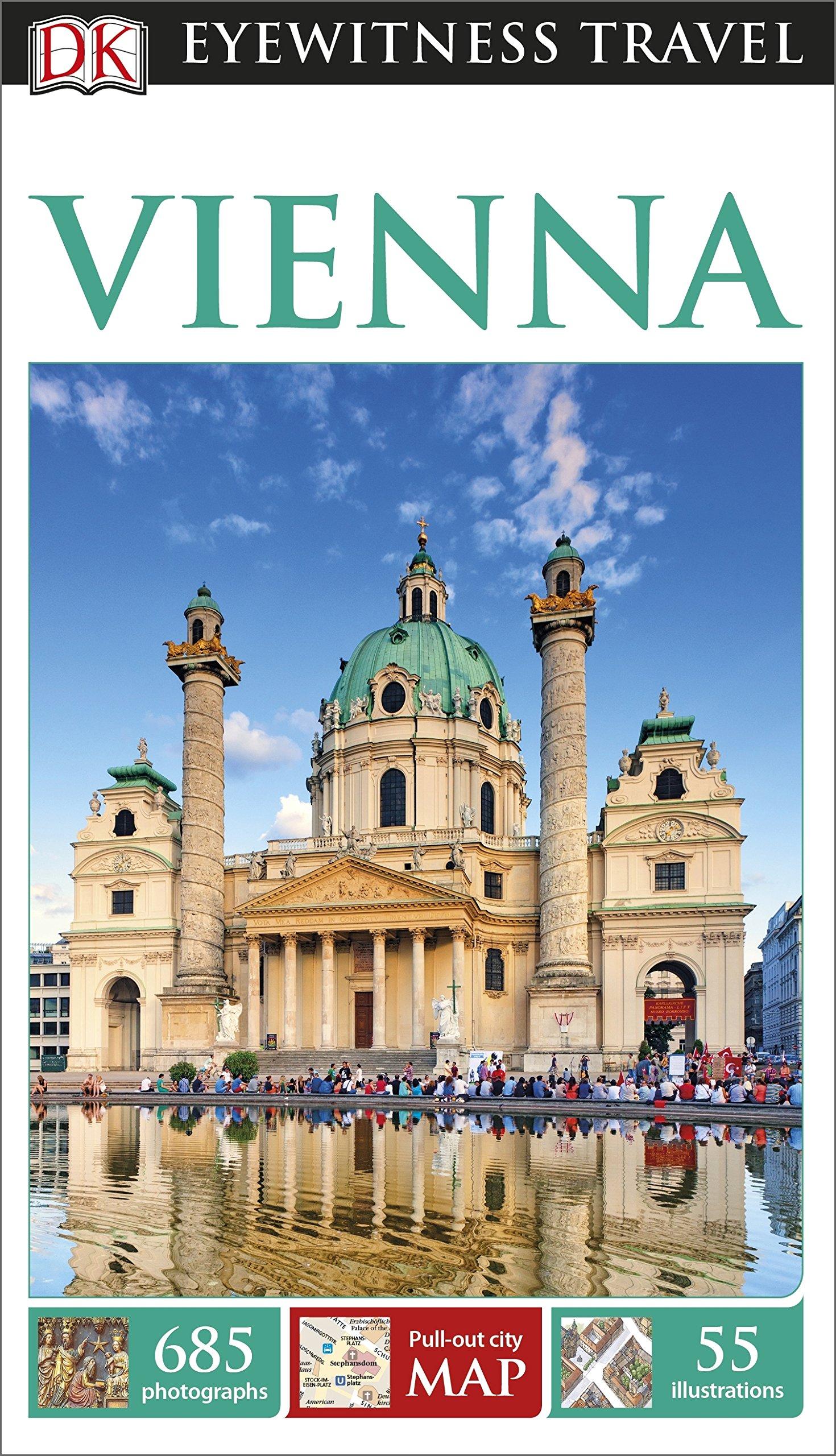 DK Eyewitness Travel Guide Vienna  Eyewitness Travel Guides